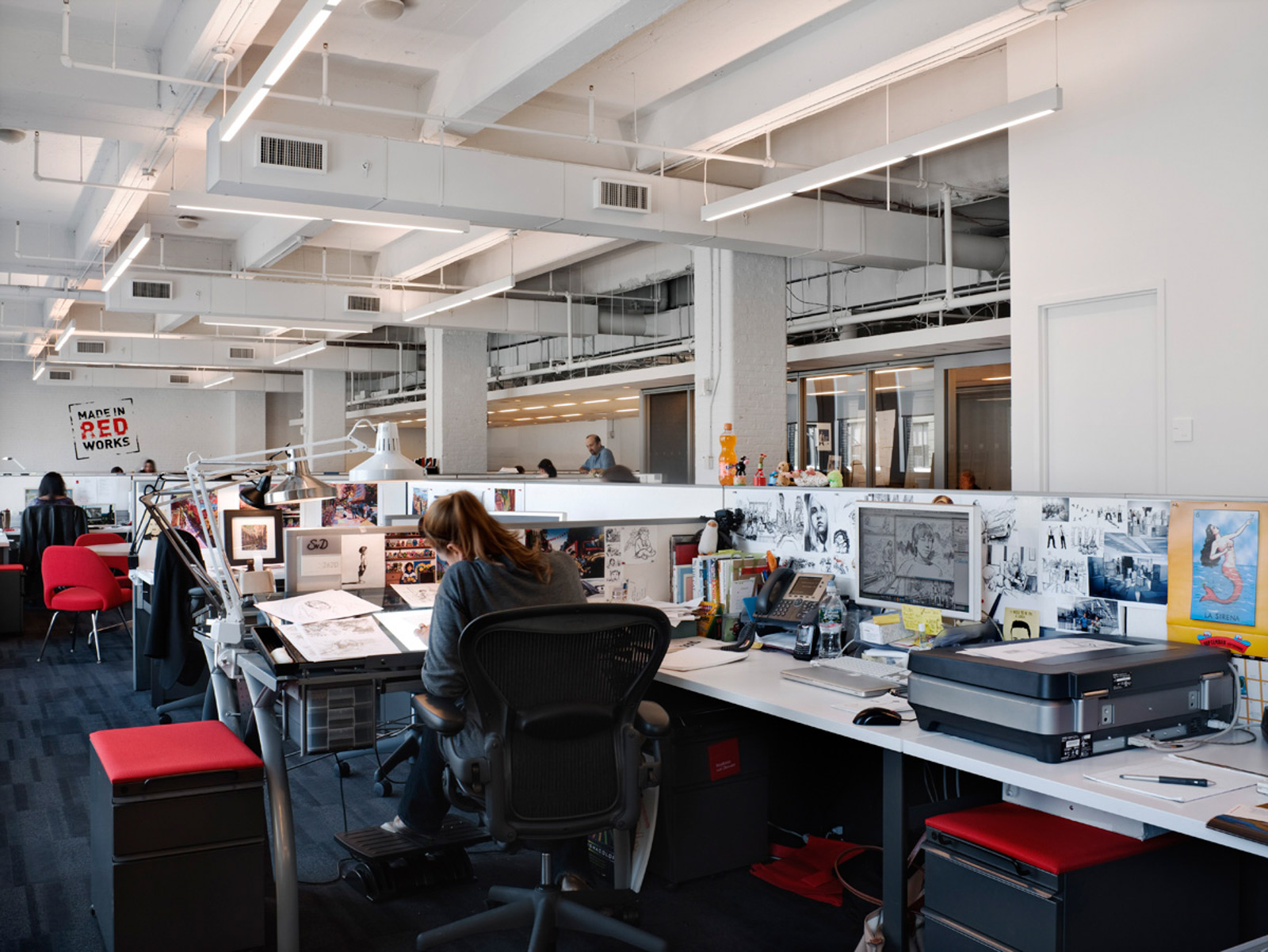 ogilvy new york office. Ogilvy New York Office. Office A 0