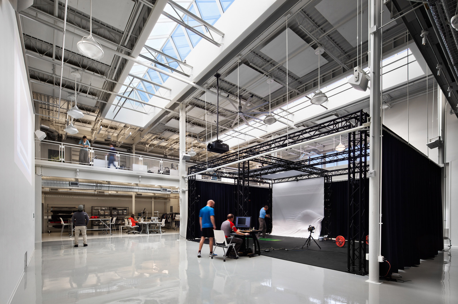 Mercedes Benz Of Tysons >> Under Armour Innovation Center | Bliss Fasman